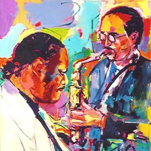 Image for 'McCoy Tyner Trio & Michael Brecker'