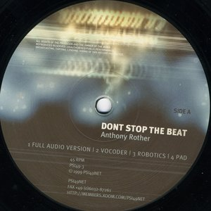 Image for 'Don't Stop The Beat'