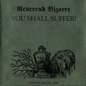 Image for 'You Shall Suffer!'