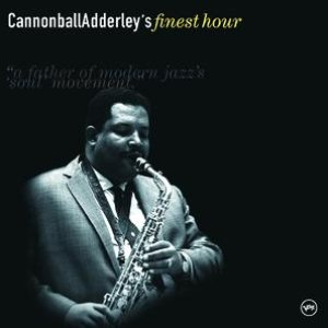 Image for 'Cannonball Adderley's Finest Hour'
