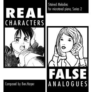 Image for 'Real Characters and False Analogues'