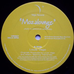 Image pour 'Mozalounge (Jazz N Groove Musicapella)'