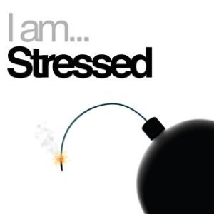 Image for 'I Am Stressed'