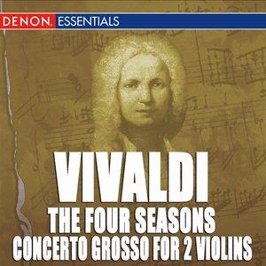 Image for 'Vivaldi: Four Seasons ( No. 22, Op. 8, 1 ), Concerto Grosso for 2 Violins, RV 565 & 4 Violins, RV 580'