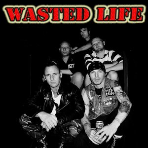 Imagen de 'WASTED LIFE split CD w/ RATMONKEY on DIRTY OLD MAN RECORDS'
