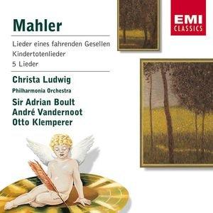 Bild für 'Christa Ludwig singt Mahler'
