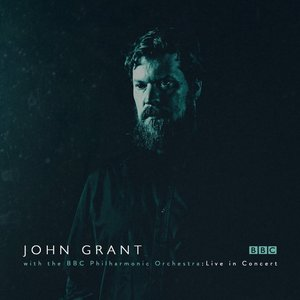 Image pour 'John Grant and the BBC Philharmonic Orchestra : Live in Concert'