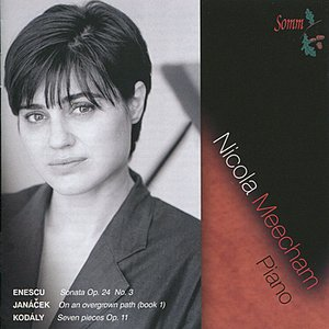 Image for 'Enescu: Sonata No. 3 in D Major, Op. 24 - Janáček: On an Overgrown Path (Book 1) - Kodály: Seven Pieces, Op. 11'