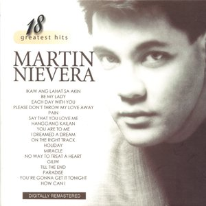 Image for '18 greatest hits martin nievera'