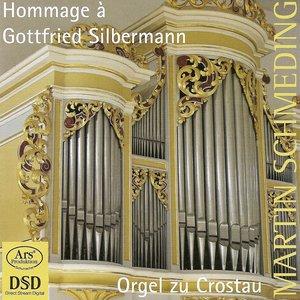 Image pour 'Organ Recital: Schmeding, Martin - Kuhnau, J. / Bach, J.S. / Homilius, G.A. / Walther, J.G. / Krebs, J.L. / Rinck, J.H.C. / Mendelssohn, Felix'