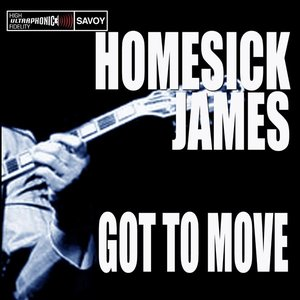 Image for 'Got to Move'