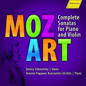 Image for 'Mozart: Complete Sonatas For Piano And Violin'