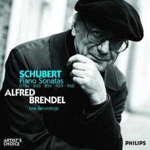 Image for 'Alfred Brendel plays Schubert'