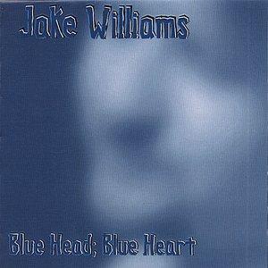 Image pour 'Blue Head; Blue Heart'