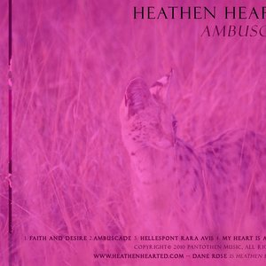 Image for 'HEATHEN HEARTED'