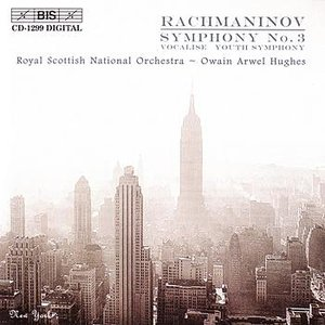 Image for 'RACHMANINOV: Symphony No. 3 / Vocalise / Youth Symphony'