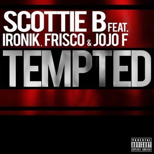 Immagine per 'Tempted (feat. Ironik, Frisco & JoJo F)'
