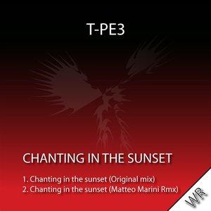 Imagen de 'Chanting in the sunset'