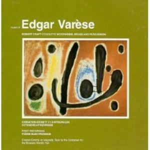 Image for 'Music of Edgar Varese'