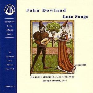 Immagine per 'John Dowland - Lute Songs'