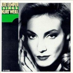 Image for 'Ute Lemper Sings Kurt Weill'