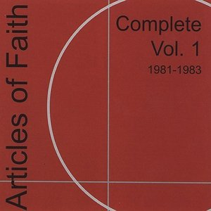 Image for 'Complete Vol. 1 1981-1983'