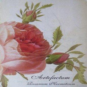 Imagem de 'Rosarium Hermeticum'