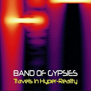 Image for 'Travels in Hyper-Reality - EP'