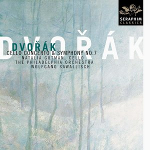 Image for 'Dvorak: Cello Concerto & Symphony No. 7'