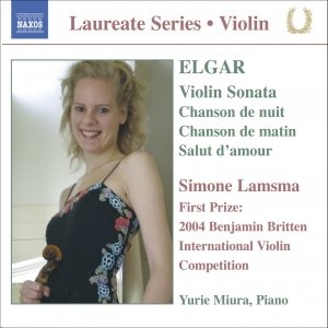 Image for 'Violin Recital: Simone Lamsma'