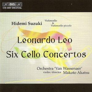 Image for 'Leo: Cello Concertos Nos. 1 - 6'