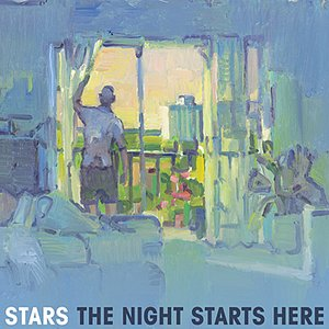 Image for 'The Night Starts Here'