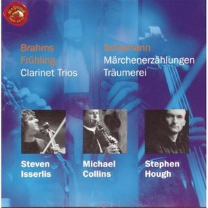 Image for 'Brahms-Schumann-Fruhling: Clarinet Trios'