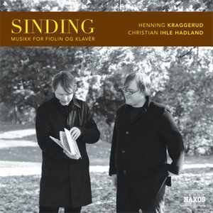 Image for 'Sinding, C.: Violin and Piano Music'