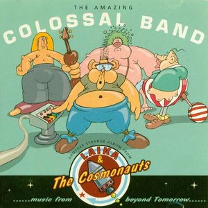 Imagem de 'The Amazing Colossal Band'