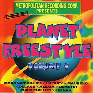 Image for 'Planet Freestyle Volume 1'