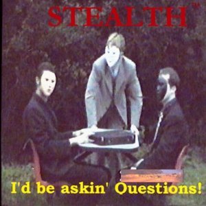 Image for 'I'd Be Askin' Questions!'