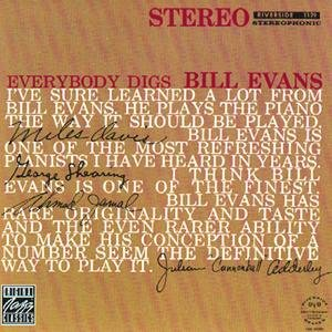 Immagine per 'Everybody Digs Bill Evans'