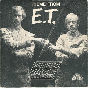 Image for 'Theme From E.T.'
