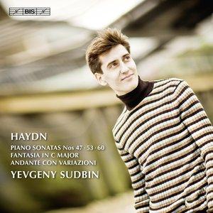 Image for 'Haydn: Keyboard Sonatas Nos. 47, 53, 60'