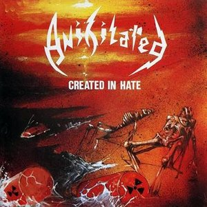 Image pour 'Created In Hate'