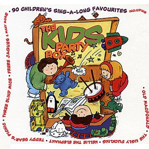 Image for 'The Kids Party Box - 40 Favourite Nursery Rhymes'