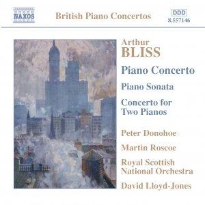 Image for 'BLISS: Piano Concerto / Piano Sonata / Concerto for 2 Pianos'