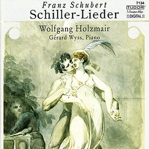 Image for 'Schubert: Lieder, Set to Poems by Friedrich Schiller'