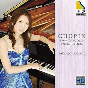 Image for 'Chopin : Etudes Op.10 & 25 - 3 Nouvelles Etudes'