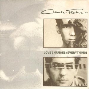 Image for 'Love Changes (Everything)'