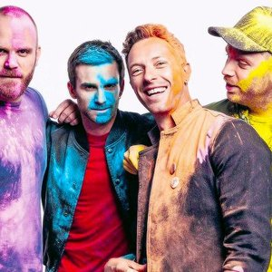 Immagine per 'Coldplay'