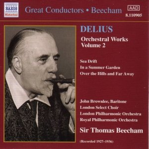 Image for 'DELIUS: Orchestral Works, Vol.  2  (Beecham) (1927-1936)'