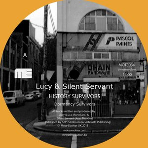 Image for 'Lucy & Silent Servant'