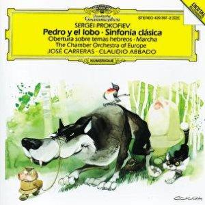 Image for 'Prokofiev: Pedro y el Lobo; Obertura sobre temas; Sinfonia Classica'